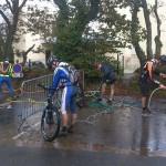 Lavage des vélos