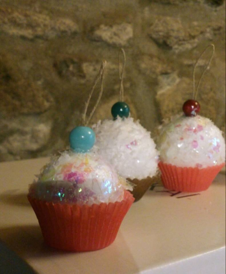 "Boules ""Cupcakes"""