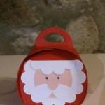 """Boîte cadeau"""" Père-Noël"""""""